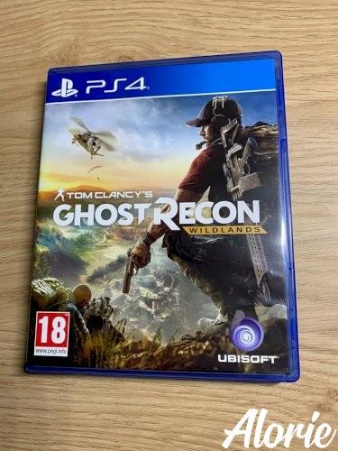 PS4 Ghost Recon : Wildlands