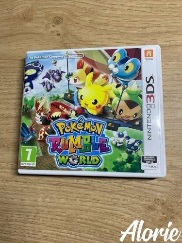 3DS Pokemon Rumble World